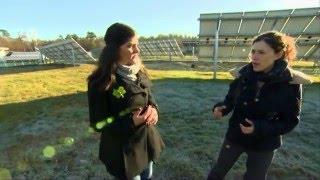 زيارة لاكبر حقل لتخزين الطاقة الشمسية في ألمانيا - 4tech