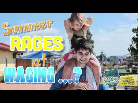 Raging Waves Waterpark Yorkville IL
