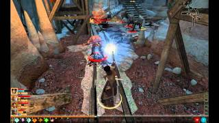 Dragon Age II (PC) Mage Gameplay