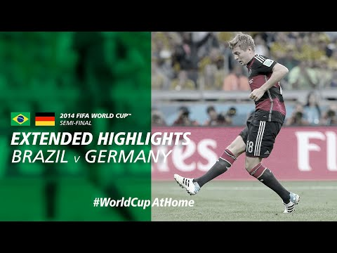 Brazil 1-7 Germany | Extended Highlights | 2014 FIFA World Cup - FIFATV