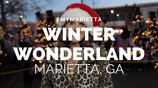 Marietta Winter Wonderland Festival | #MyMarietta | Season 1 Episode 12