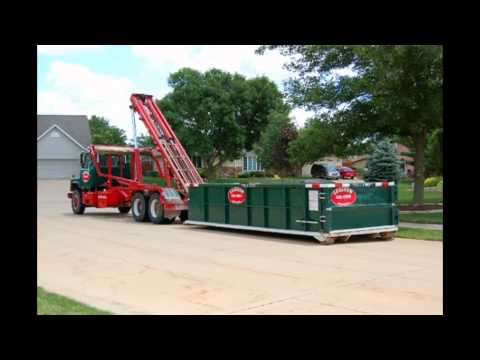 (563) 332-2555 Wilton Iowa, Durant Iowa, Stockton Iowa, roll off dumpster rental