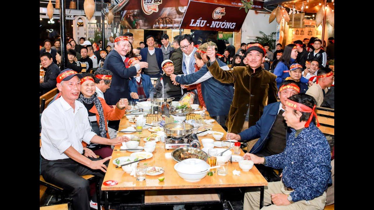 Tổ hợp ẩm thực nhà thi đấu Top Gardel Thành phố Hải Dương