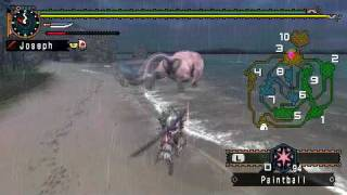 Monster Hunter Freedom 2 - Hunt the Congalala