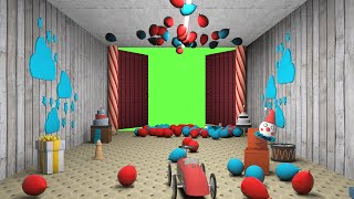 Amazing Birthday Celebration Green Screen | 3D Animation 2020