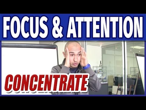 How to Focus, Pay Attention, and Concentrate | Stay Focused in School Class Study | Improve Memory