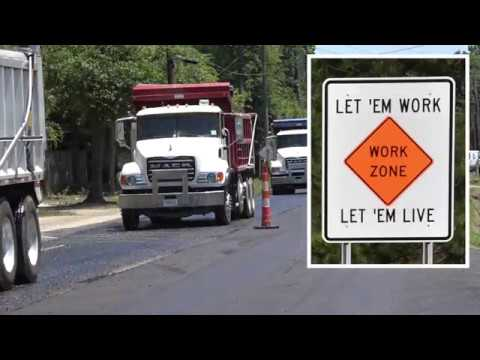 ASK SCDOT: Why Are Work Zones So Long When Work Is Only Happening In A Small Section?