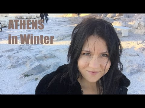 Athens in 3 minutes - Greece in winter 2016