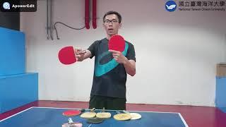 桌球-球拍種類 |黃智能 教師