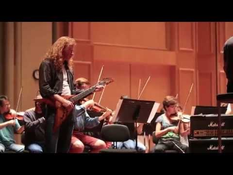 Dave Mustaine And The San Diego Orchestra   San Diego Union-Tribune