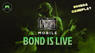 PUBG MOBILE BAN ?? NOOBDA GAMEPLAY PUBG LIVE | NALLA PUBG MOBILE TOURNAMENT LIVE BOND4GAMING
