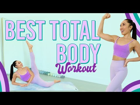 The Best Body Slimming Workout | POP Pilates Top Hits