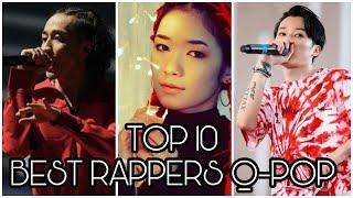 TOP 10 BEST RAPPERS Q-POP (AZ, ARON, SMIT и т.д)