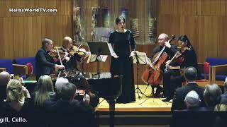 """Maria Zoi: M. Ravel """"Kaddish"""" from Deux Melodies Hebraiques"""
