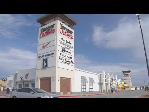 Tanger Outlets Open In North Fort Worth