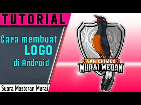 Cara Membuat Logo tim bola | Part#2.