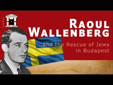 Raoul Wallenberg | The Rescue of Thousands of Jews and his Tragic Disappearance thumbnail