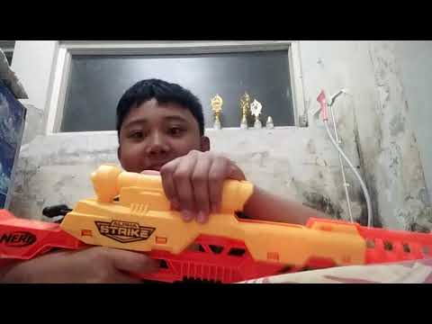 The Nerf Alpha Strike Series Wolf Lr 1