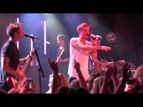 """The Summer Set - """"All My Friends"""" (Live in Los Angeles 5-7-16)"""