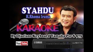 Download lagu Sangat Menyentuh Karaoke Dangdut FulL Lirik Tanpa Vocal SYAHDU Rhoma Irama 100 HD Audio MP3
