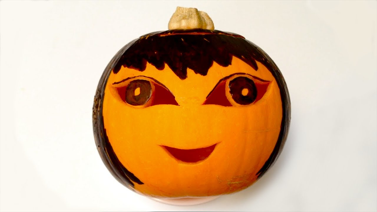 Halloween jack o doll pumpkin beginners lesson by