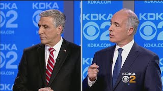 Sen. Casey, Rep. Barletta U.S. Senate Debate (Pt. 2)