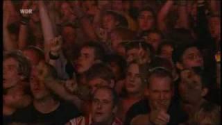 Die Toten Hosen Wünsch dir was plus Interview live at Area 4 2009