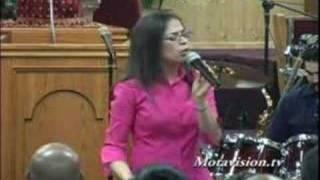 Sara Sanabria (amado Mio) En Vivo 2006