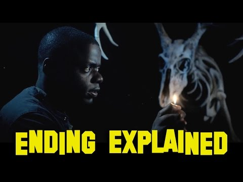 Get Out Ending Explained | Satire & Race