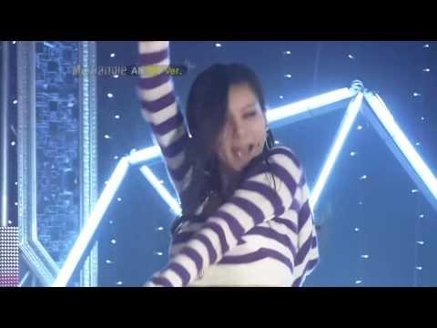 [HD1080i] After School - Ah [Jung Ah's Multiangle]