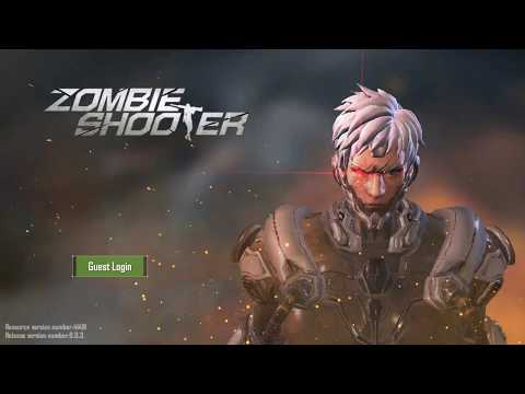 ZOMBIE SHOOTER [ANDROID] - НОВЫЙ ЗОМБИ-ACTION