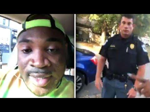 Kristina Kage - Woman Calls Cops on Black Man Babysitting 2 White Kids