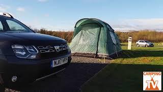 Dacia Duster Camping Review