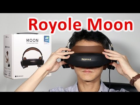 Review: Royole Moon 3D Virtual Mobile Theater