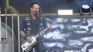 Volbeat - Hallelujah Goat Live Download Festival 2014 (Donington) 15.06.2014