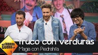 David Guetta adivina el truco del vídeo de Luis Piedrahita - El Hormiguero 3.0