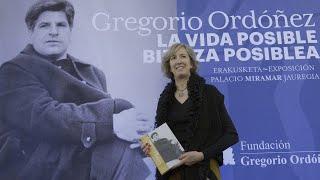 """Exposición """"Gregorio Ordóñez. La vida posible"""" en el 25 aniversario de su asesinato"""