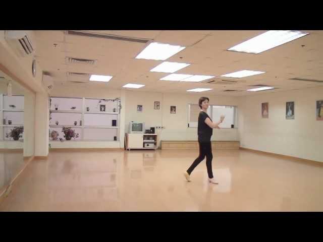 Tango De Passion by Kate Sala (Line Dance) Travel Video