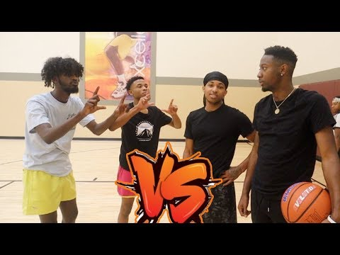 THE BEST DUO ON YOUTUBE ME & DDG VS  BLACKCHARCOAL & SILLY T.O