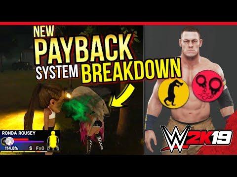 WWE 2K19 - *NEW* Payback System Full Breakdown! (Overcharge & NEW MECHANICS)