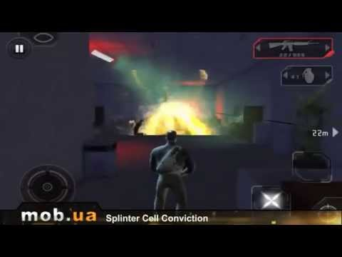 Splinter Cell Conviction для Android - mob.ua