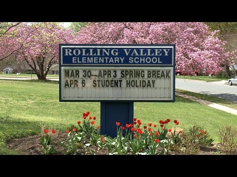 What's in a Name? -- Rolling Valley Elementary School