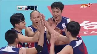 2015 亞州俱樂部錦標賽 冠軍戰 中華隊 vs 卡達隊
