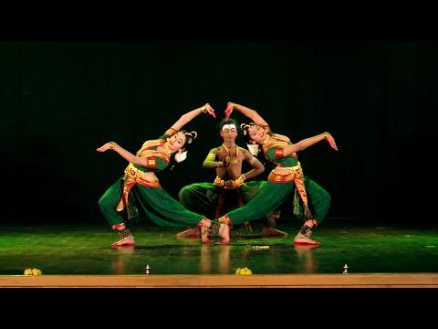 Dasar Krithi - Chandra chuda by Meghna Unnikrishnan, Saptharishi & Haripriya - SDN - Bharathanatyam