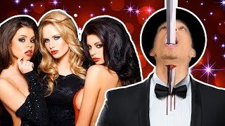 10 Magic Tricks That Went Horribly Wrong