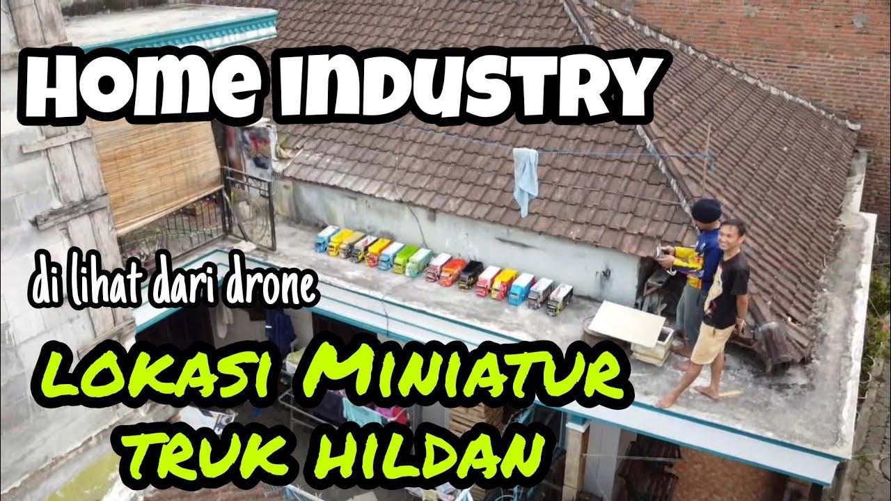 Home Industry Miniature Truck Hildan
