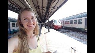 Вся правда о поездах в Италии (обзор - скоростные, Intercity, Intercity Notte, Regionali)