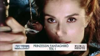 ANIXE Trailer - Prinzessin Fantaghirò, Teil I; Heute um 21:15 Uhr