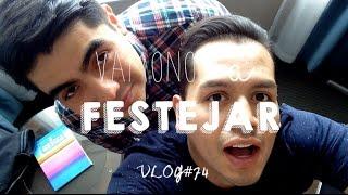 VAMONOS A FESTEJAR // Cumpleaños de Diego Parte 2 // VLOG#74 //  DIEVIN //