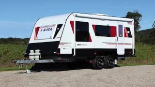 Avida Caravans - Emerald CV5934QB